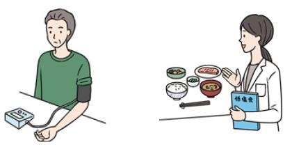 降圧療法・食事制限
